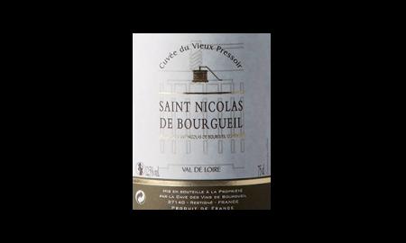 SAINT NICOLAS DE BOURGUEIL (37,5CL)