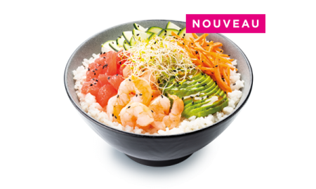 Poke bowl calories planet sushi poker colorado springs