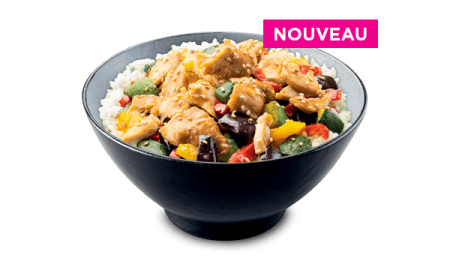 WINTER BOWL POULET MISO