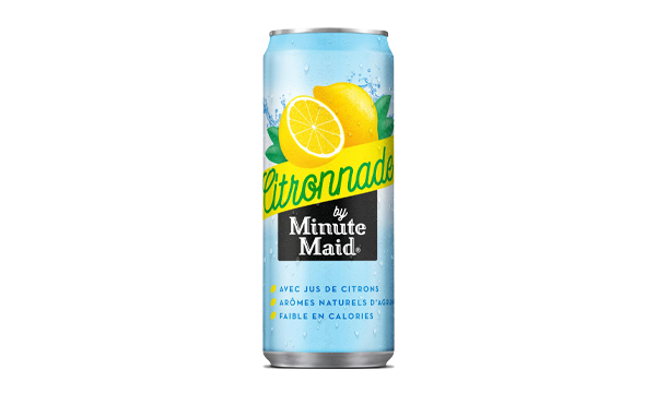 MINUTE MAID CITRONNADE (33 cl)