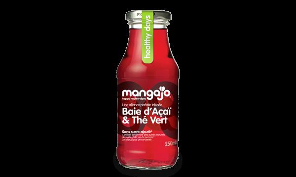 MANGAJO - Baie d'Açaï et thé vert