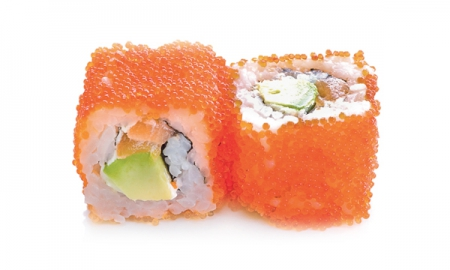 TOBIKO ROLL SAUMON