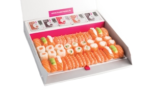 COFFRET 50 PIECES 100% SAUMON