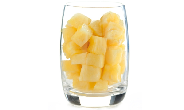 SALADE DE FRUITS ANANAS
