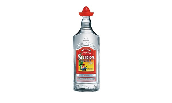 TEQUILA SIRRA SILVER (70CL)