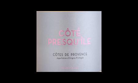 CÔTES DE PROVENCE AOP Côté Presqu'île de Minuty (37,5 cl)