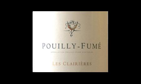 POUILLY FUME AOC Les Clairières, Vallée de la Loire  (75 cl)