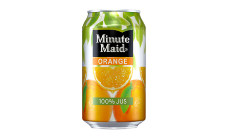 MINUTE MAID ORANGE (33 cl)